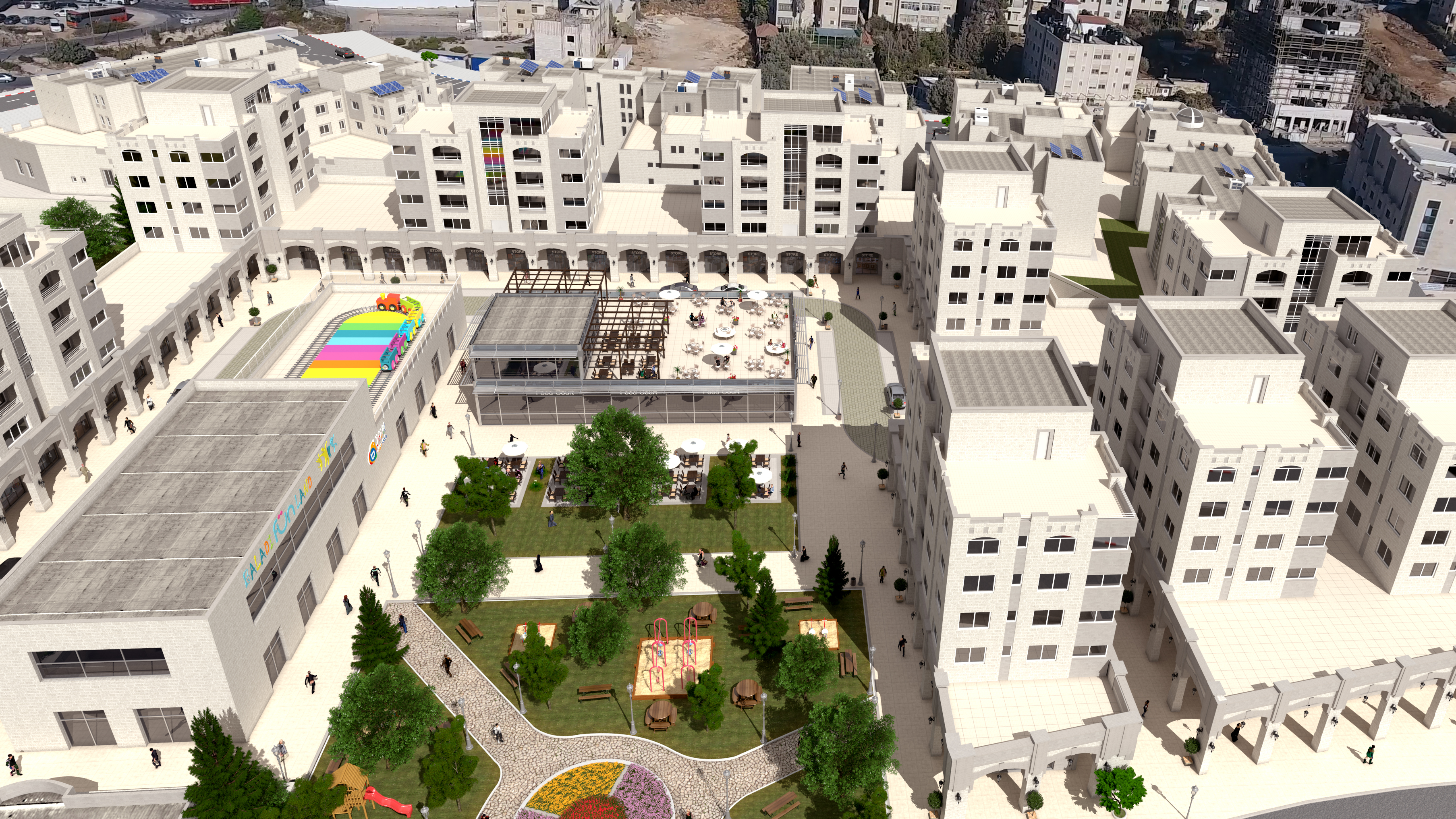 Baladi Residential Complex