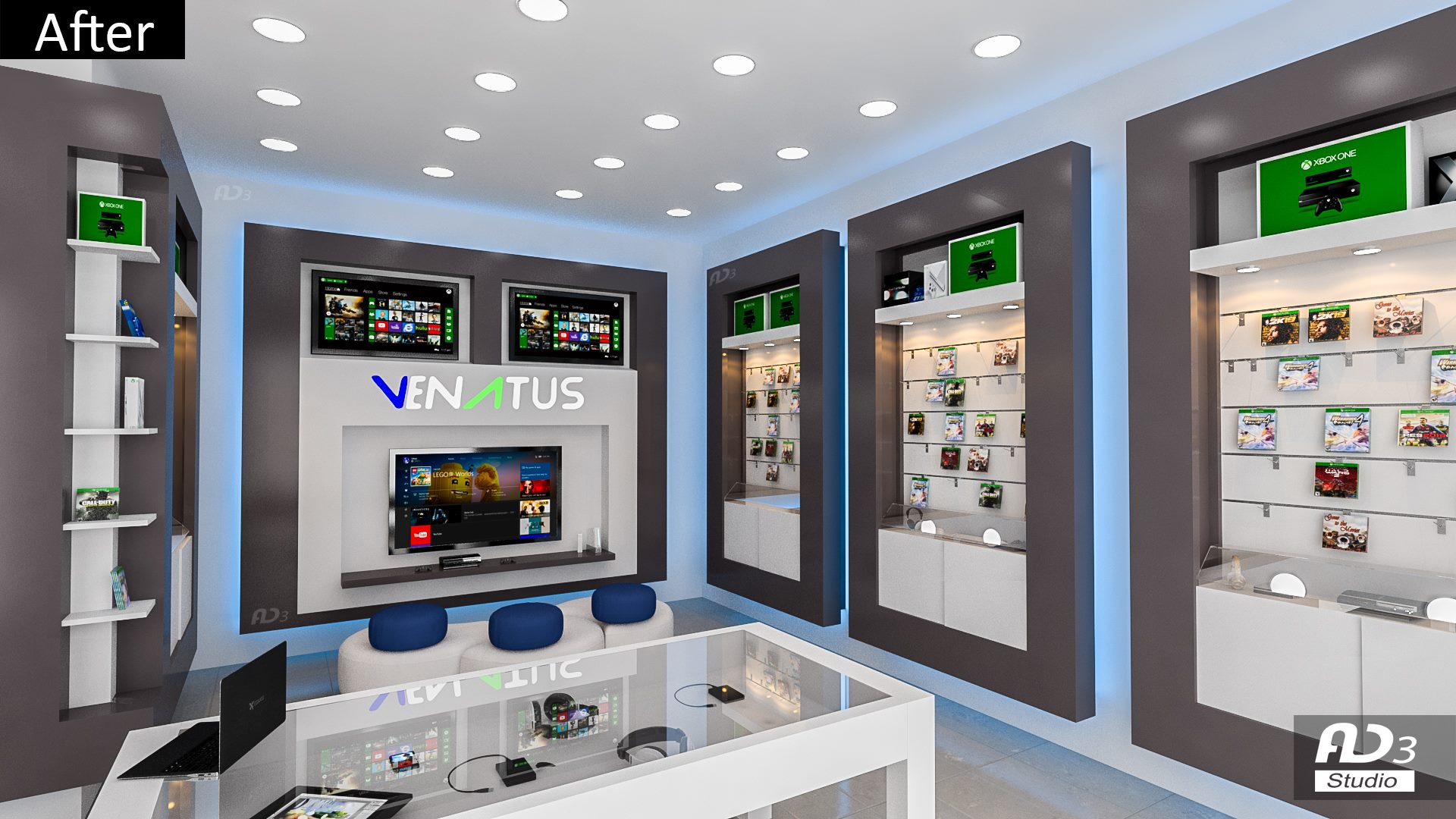 Venatus Gaming center