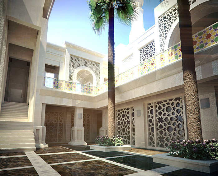 Rawabi Mosque