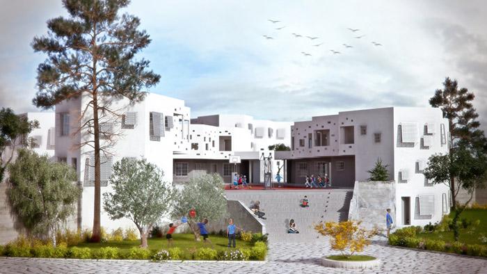 UNRWA School - Bethlehem
