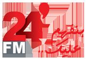 24 FM Radio Interview