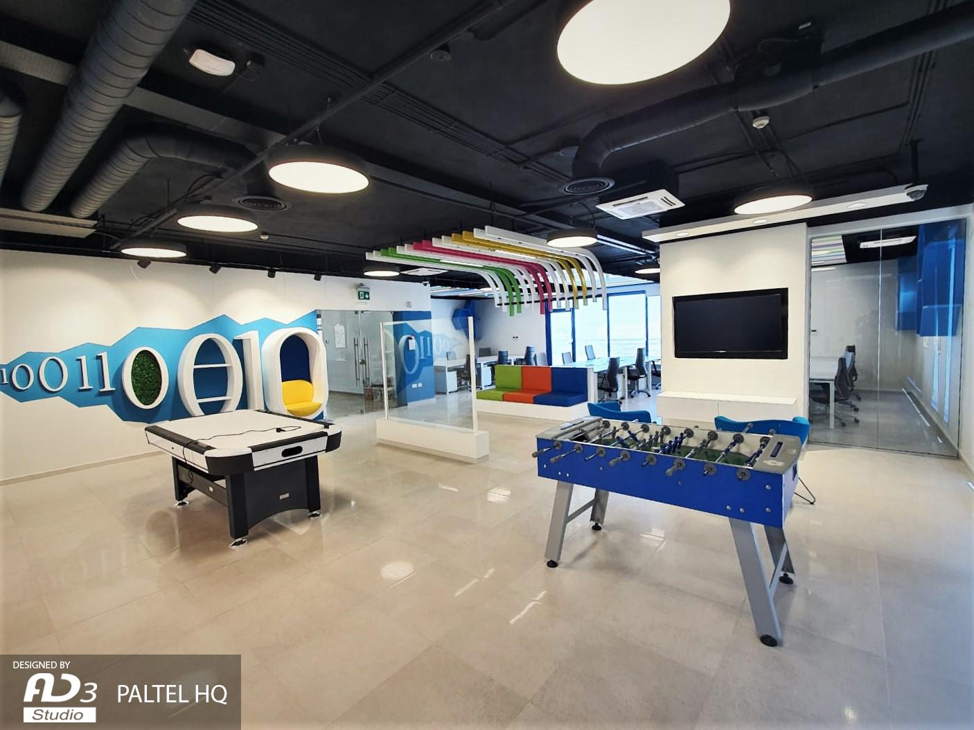 Paltel HQ office